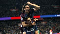 Hvězdný PSG nasázel sedm gólů a slaví francouzský titul