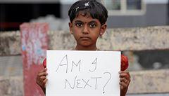 V Indii schválili trest smrti za znásilnění dětí mladších 12 let