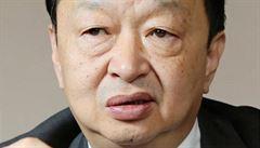 Hlava čínského kolosu, který vlastní Slavii, končí. Čchang jednal se Zemanem i Babišem
