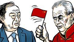 Čínská inventura začíná. Na Hradě má delegace uklidnit rozbouřenou situaci