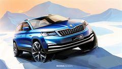 Nové SUV od Škodovky se jmenuje Kamiq, bude se prodávat pouze na čínském trhu