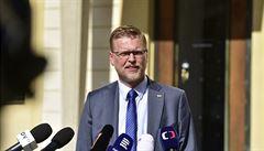 Bělobrádek a Zeman se shodli, že předčasné volby krizi nevyřeší