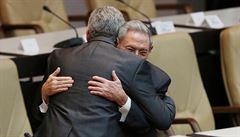Éra Castrů na Kubě končí. Raúla vystřídá na postu generálního tajemníka prezident Miguel Díaz Canel