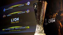 Arsenal se o finále Evropské ligy utká s Atlétikem, Marseille se Salcburkem