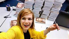 Koukalová: Dostala jsem za svou knihu za uši. Ale těší mě, že jsem to udělala