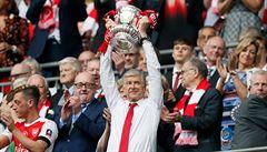 (Snad) důstojné loučení. Fanoušci Arsenalu by měli vzpomínat na Wengera v dobrém