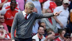 Wengera mrzí nejednota fanoušků Arsenalu a říká: Jako bych byl na svém pohřbu
