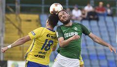 Jablonec po výhře ve Zlině vyzve ve finále domácího poháru Slavii