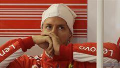 Zatím nepolapitelný Vettel. Němec s Ferrari ovládl kvalifikaci také v Baku