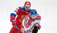 Generálka na MS nevyšla. Čeští hokejisté podlehli na Švédských hrách také Rusům