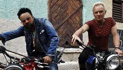 Hudební nálož. V Praze se představí Sting a Shaggy, příští rok dorazí Maroon 5