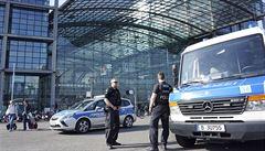 V centru Berlína začala evakuace kvůli bombě z války, uzavřeno je hlavní nádraží