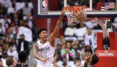 NBA: Washington snížil v sérii s Torontem, Cleveland opět prohrává