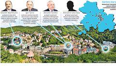 Co kupují Rusové v Česku? Ruští politici a státní úředníci si nakoupili domy, hotely i firmy