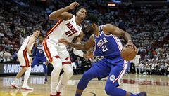 NBA: New Orleans je ve čtvrtfinále, po postupu sahá i Philadelphia