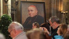 Poslední přání splněno. V katedrále sv. Víta byly uloženy ostatky kardinála Berana