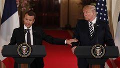 Trump by rád odešel ze Sýrie, chce ale nejdřív zanechat odkaz