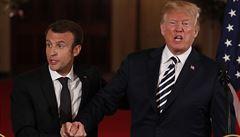 PETRÁČEK: Příteli z Paříže! Macronova Francie bude partnerem Trumpa v EU