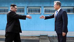 PETRÁČEK: Z Kimova pocitu síly. V Koreji vytryskla dobrá vůle, ale ďábel je v detailu