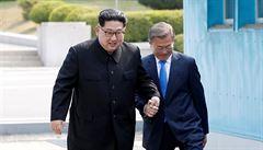 Severní Korea uzavře své jaderné testovací středisko, Trump by se mohl s Kim Čong-unem sejít do měsíce