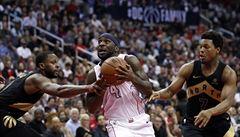NBA: Satoranský s Washingtonem skončil v play off NBA v prvním kole