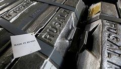 Rusko nechce znárodnit hliníkárnu Rusal zasaženou sankcemi