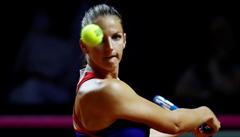 Plíšková je na antukovém turnaji ve Stuttgartu ve čtvrtfinále