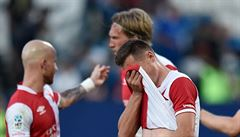 Slávisté se bouří: Měli jsme kopat dvě penalty, na finále poháru musí být video