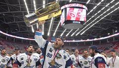 Hokejisté Komety získali rekordní 13. titul. Obhájili ho jako první tým po 11 letech