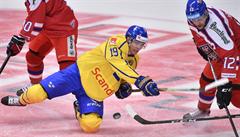 Češi na Švédských hrách na domácí nestačili a jasně prohráli
