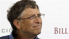Mobily jsme neprošvihli, Microsoft ale zaostává, kaje se Bill Gates