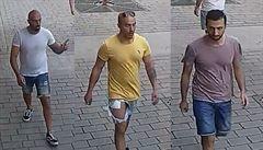 Vyšetřování brutálního napadení číšníka? Policie nekontaktovala letiště, myslela, že útočníci odletěli