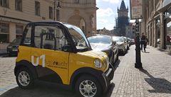 V červnu se v Praze objeví sdílená ,miniautíčka'. Minuta jízdy za 4 koruny a parkovat můžete i v zónách