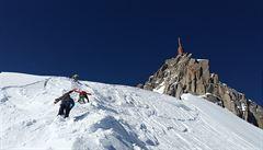 Špatné počasí ve švýcarských Alpách má šest obětí, dalších pět je v ohrožení