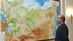 PETRÁČEK: Mapy jako zbraň. I když má Putin pravdu, hájí pouze tu ruskou