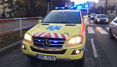 Nehoda u Bohuňovic na Olomoucku má už čtyři oběti, v nemocnici zemřelo i druhé dítě