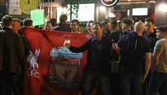 Stinná stránka fotbalu. Liverpoolský klub se bojí o své fanoušky v divokém Římě