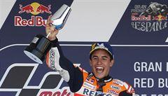 Marquezovi stačí k zisku titulu MotoGP dojet před rivalem. První pokus má v neděli