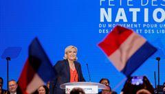 Le Penové pomohl Erdogan, Macron stojí stranou. Migrace znovu zasáhne do voleb