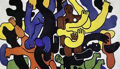 Krása je všude. Výstava Fernanda Légera v Bruselu vyráží dech