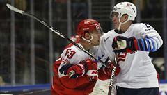 Hokejisté USA mají na MS druhou výhru, domácí Dány porazili 4:0