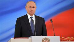 Putin složil prezidentskou přísahu, premiérem bude zřejmě znovu Medveděv