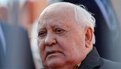 Zpověď plná obav a zklamání. Michail Gorbačov vydává v Německu novou knihu
