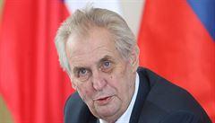 Zeman doporučil členům ČSSD, aby podpořili koalici s ANO. Nechce Pocheho jako ministra zahraničí