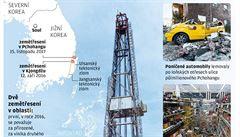 Nejničivější zemětřesení v Jižní Koreji. Zavinila otřesy elektrárna?