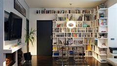 Jak bydlí čeští designéři: Mosazná postel a copilitový bar. Originální byt mladého architekta