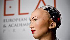Robotka Sophia: Feministka, co věří ve spolupráci lidí a robotů
