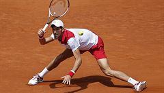 VIDEO: Djokovič se nadřel na vítězství nad Del Potrem, hladce naopak postoupil Nadal