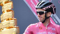 Giro d'Italia: nejdelší etapu ovládl Mohorič, dosud celkově druhý Chavaz ztratil