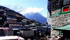 Holeček o Nepálu: I tahle země má svou zlatou uličku, kde kapou zlaťáčky